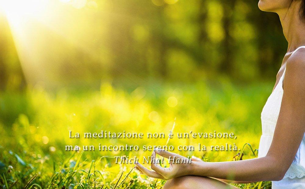 I benefici della meditazione