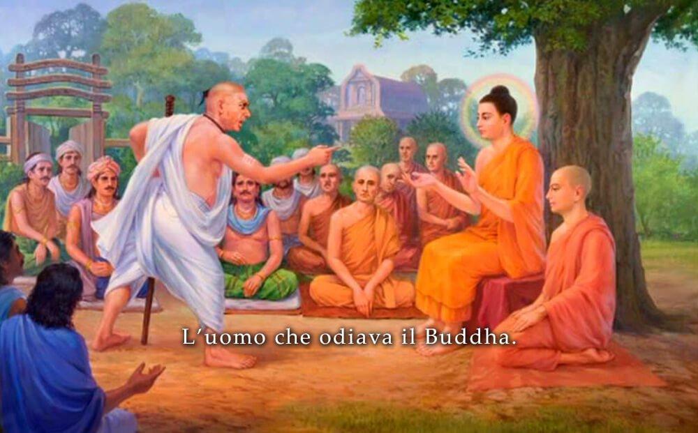 L'uomo che odiava il Buddha