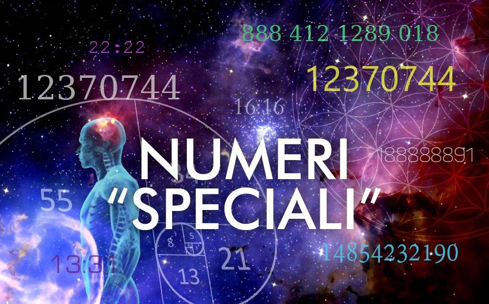 numeri doppi e sequenze numeriche di Grabovoj