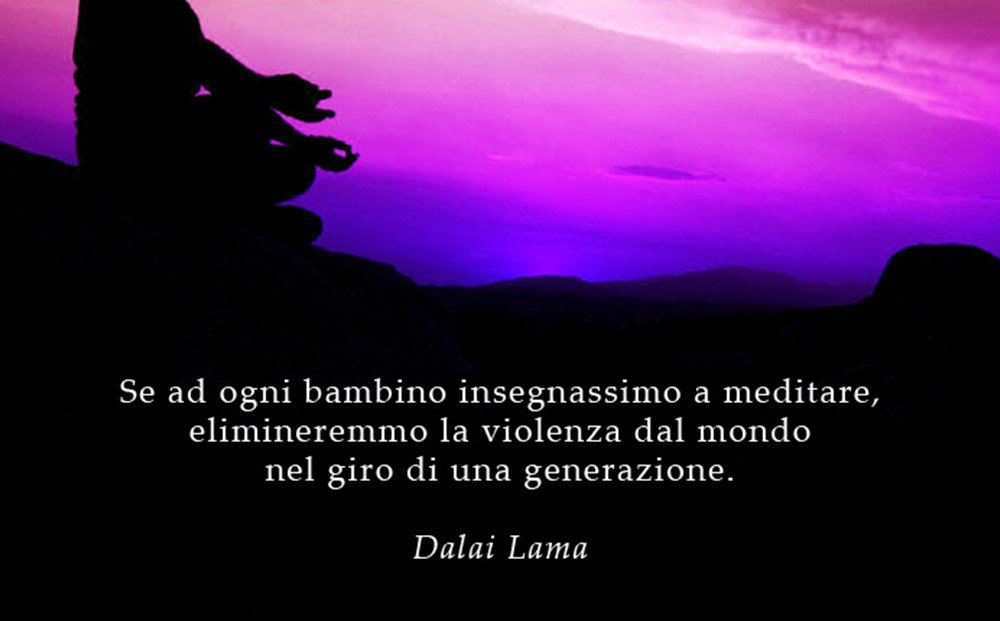abbastanza Il Dalai Lama e l'invito ad una maggiore coscienza - Visione Olistica UZ61
