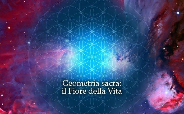 Geometria Sacra E Il Simbolo Del Fiore Della Vita Visione Olistica