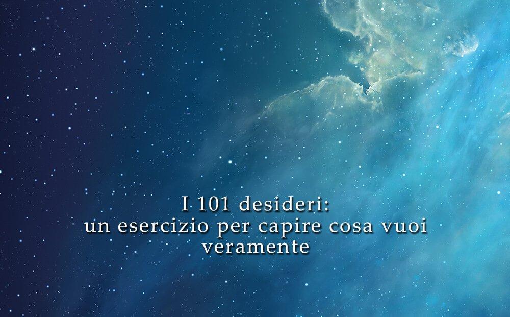 101 desideri - Igor Sibaldi