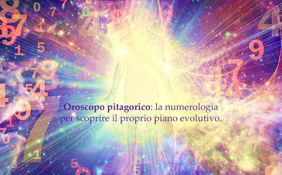 Oroscopo pitagorico: tema natale numerologico