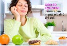 relazione tra cibo ed emozioni