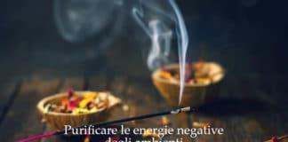 purificare energie negative