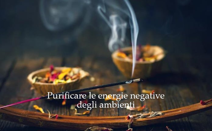 Come purificare le energie negative degli ambienti - Energie negative casa ...