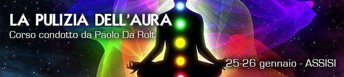 corso pulizia dell'aura