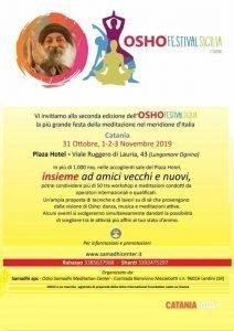osho festival sicilia 2019