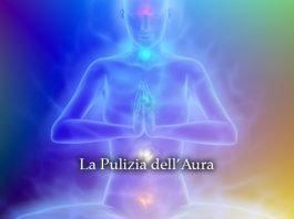 pulizia aura