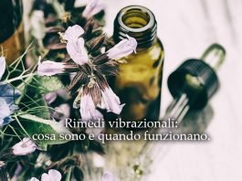 rimedi vibrazionali