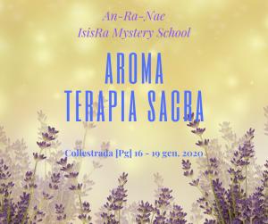 aromaterapia sacra
