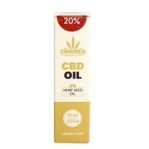 Olio CBD 20%