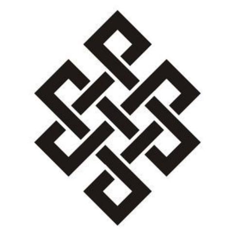 simbolo karma