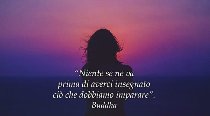 frase buddha tristezza